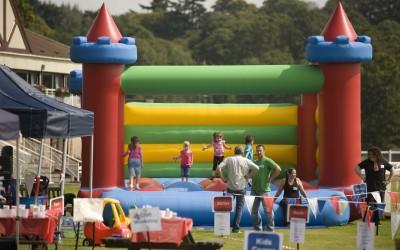 Maximillion bouncy castle