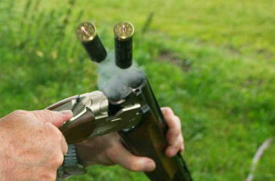 Shotgun for Clay shooting