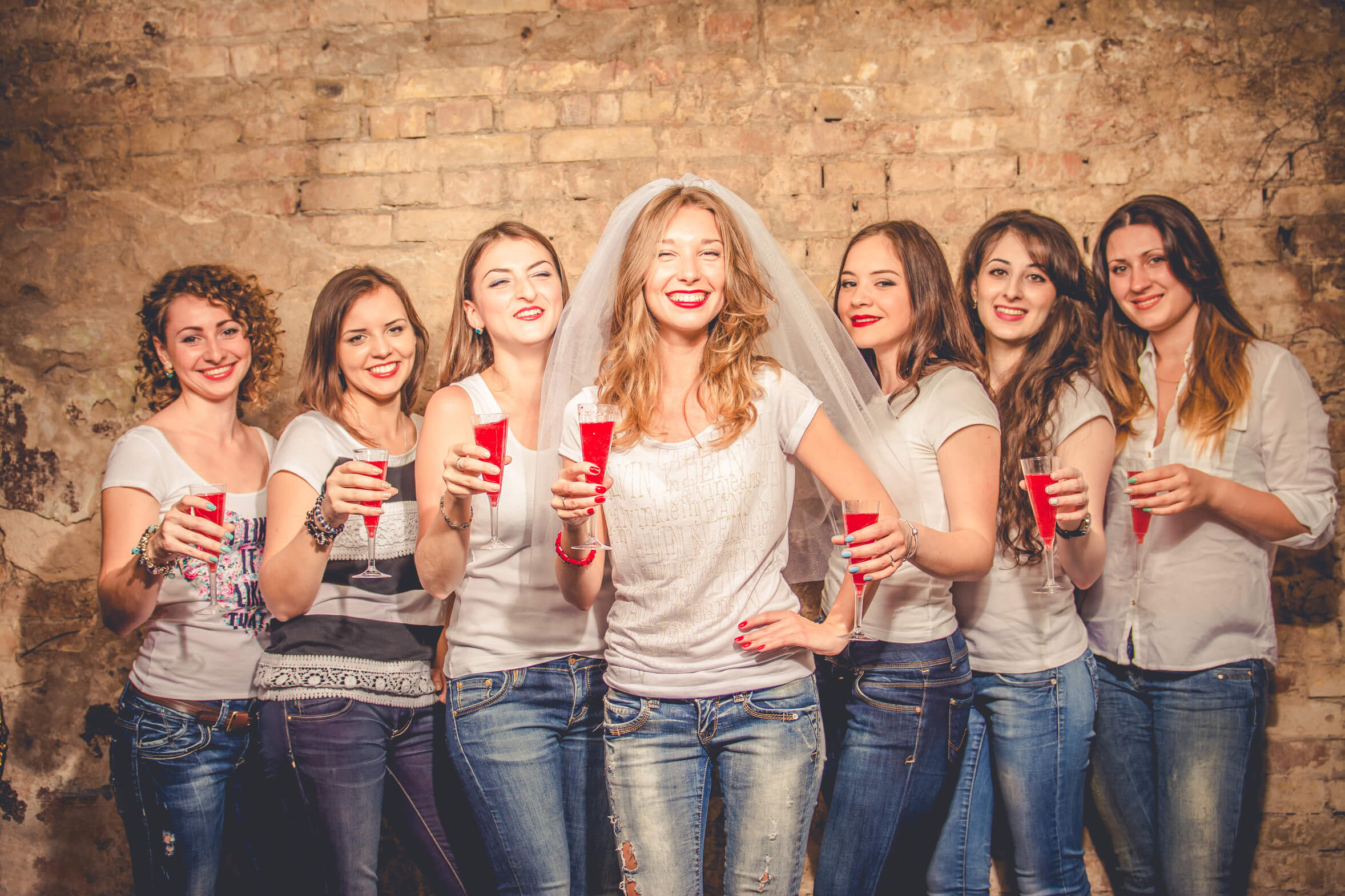 The Possibilities Are Limitless When It Comes To Hen Party Ideas All You Have Do Is Get Those Creative Juices Flowing And Start Putting Pieces Of