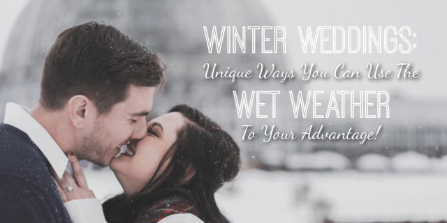 Winter Weddings title banner