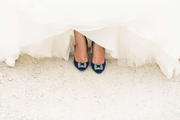 quirky weddings shoes